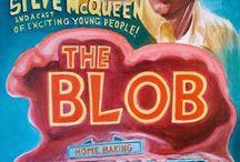 B Movies/Classic Movie Art Poster