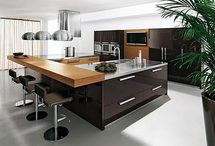 Modern Kitchens :: Clean, simple, and uncluttered