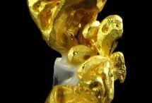 Złoto rodzime