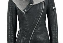 *jackets*