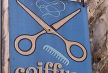 Organic glitter salon.