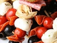Recipes to Try--Appetizers / by Julie Finlayson