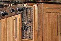 kitchen details / by Kabria Davies