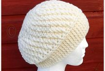 Hats (Crochet)