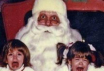 Awkward Santa Photos