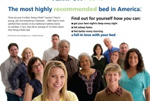Tempur-Pedic / Gardner's has been an Authorized Tempur-Pedic dealer since 2001.  We carry all 9 Tempur-Pedic models, with the new Simplicity line on it's way.  Visit our showroom to find out why Tempur-Pedic is the most recommended bed in America!
