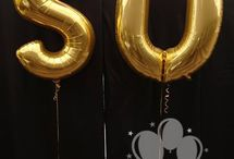 Foil Balloon Letters & Numbers