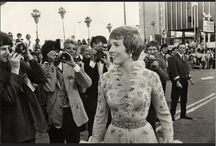 70's Julie Andrews / Youth. Awards, public apparences, interviews, books, galas, bio, honorary...