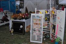 Display & Vendor Tips to Follow / Arts, Crafts, Jewelry, #Vendors and organized ideas