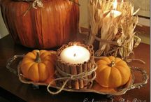Holiday decor / by Janell Wienhoff-Kislia
