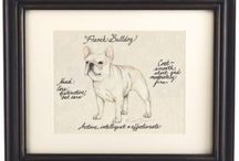 Frenchies / by Lauren Giordano