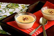 Pudding, Custard