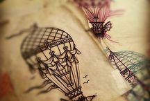 Tattoo style/ideas / by Jennifer Trammell