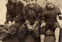 Rires et sourires enfantins