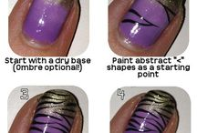 Nails and art how to do it