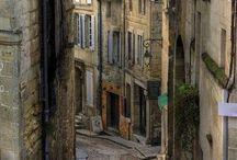 улочки старых городов