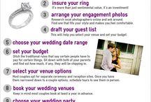 Wedding  / Some wedding ideas....