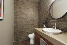Bathroom ideas / by Nadia Fernandez-Castillo