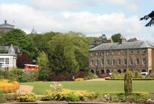 Parks & Green Spaces in Buxton / Parks, green spaces, walks, trails, open countryside...