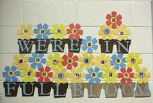 bulletin boards / by Jeanne Zellner-Soccodato