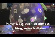 Party Dots Ideas.