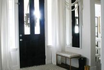 entry curtains