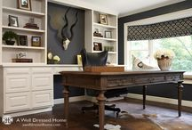 Home Office / by Blair Bentley