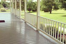 Front Porch Ideas / by Julie Cryer-Newburn