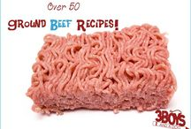 Food - ground beef / by Ivy Fallorina