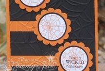 Halloween Cards / by Cathy Andrade