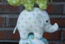 ελεφαντακι μαξιλαρακι