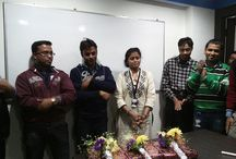 Employees Farewell Ceremony @ Sketch Web Solutions