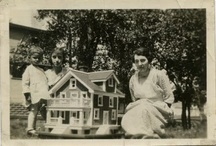 Dollhouses / One day (hopefully soon) I will have a dollhouse!