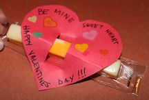Be Mine / Valentine's Day recipes, crafts and decorating ideas.