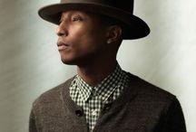 Celebridades Pharrell Williams