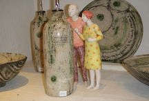 Keramikk skulptur