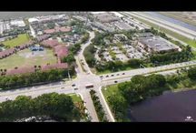 South Florida citiea and neignoorhoods