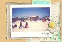 Scrapbook Beach / Summer / by Hilde Rebergen
