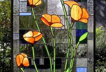Stained Glass / by Watercolor Bloom, Lynne Furrer Artist