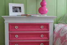cores nos móveis