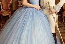 Cinderella Kostuums / Waanzinnige kostuums uit de film 'Cinderella' (2015)