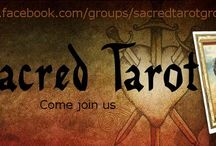 Sacred Tarot / Sacred Tarot is much more than just the place for the most accurate Tarot readings, it's one-of-a-kind art work, Hoodoo, Voodoo, and Spells, it's spiritual guidance and blessings, it's weddings and handfastings......it's very sacred workings, It's Sacred Tarot. / by New Orleans VoodooCouple