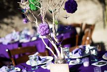 Tall Centerpieces / by Andrea Lyons