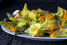 Healthy sides / by Andrea Sturm