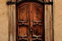 Doors, Gates, Windows, Keys, Keyholes / by Diana Cantrell-Brown