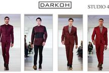 #NYFW: DARKOH Menswear A/W 2015 / NU EVOLUTION was the official beauty sponsor for DARKOH's 2015 Autumn/Winter Show at New York Fashion Week!   Learn more about DARKOH at http://darkoh.net