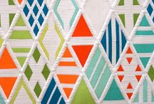 Quilts, Modern / by Karen Graham