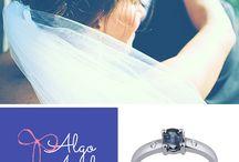 Maiter Alianzas / Alianzas de boda y joyas para la novia