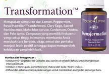 Young Living Transformation Essential Oils