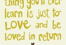 Love Life / Heart stuff